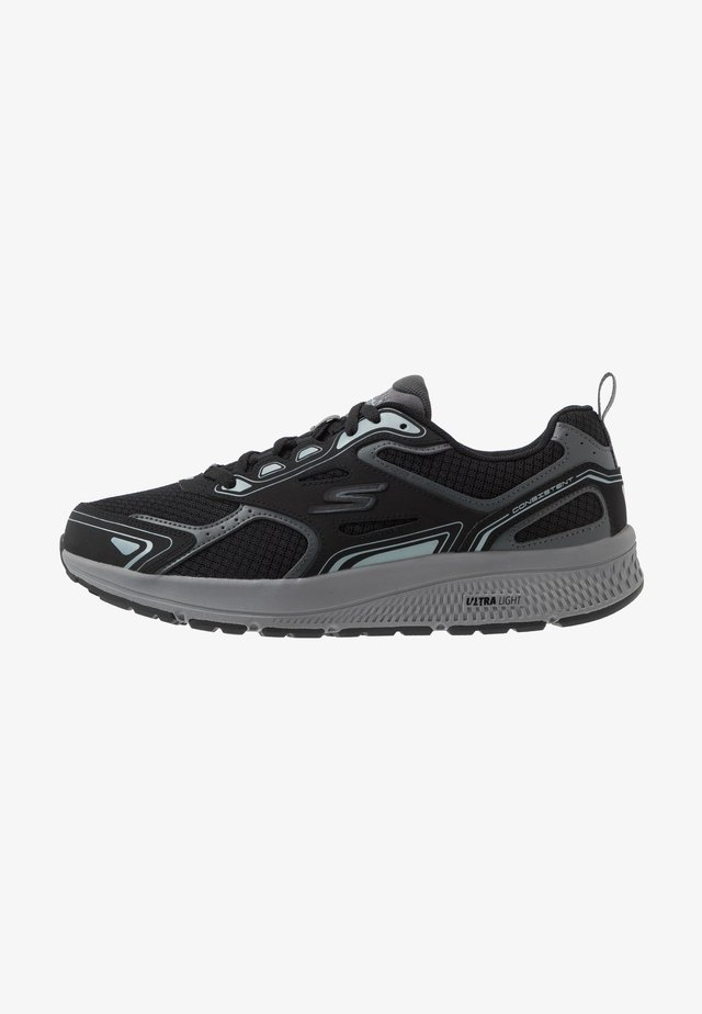 GO RUN CONSISTENT - Chaussures de running neutres - black/grey