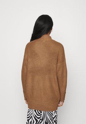 VMRUBERTA  - Jumper - tobacco brown