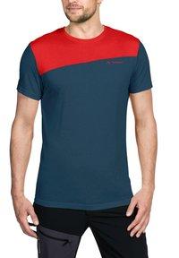 Vaude - SVEIT  - Print T-shirt - mars red - 0