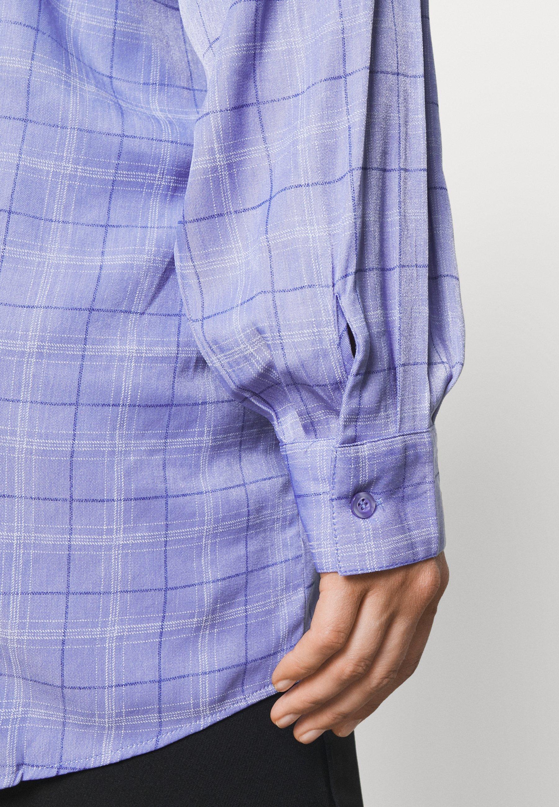 Women CHECK  - Button-down blouse