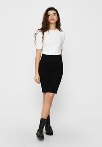 ONLY - Pencil skirt - black - 1