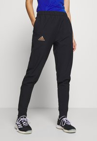 adidas Performance - Trainingsbroek - black - 0
