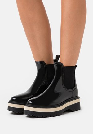 NETTY - Wellies - black