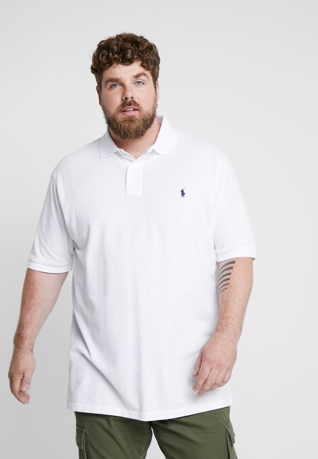 BASIC - Polo shirt - white