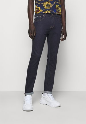 LOGO - Slim fit jeans - indigo