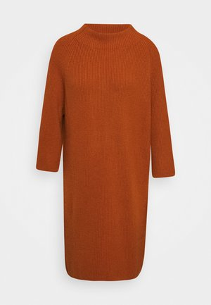 PULLOVERDRESS 3/4 SLEEVES RAGLAN - Jumper dress - bricklane