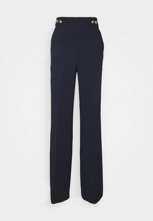 SBOZZARE TROUSERS - Broek - marine
