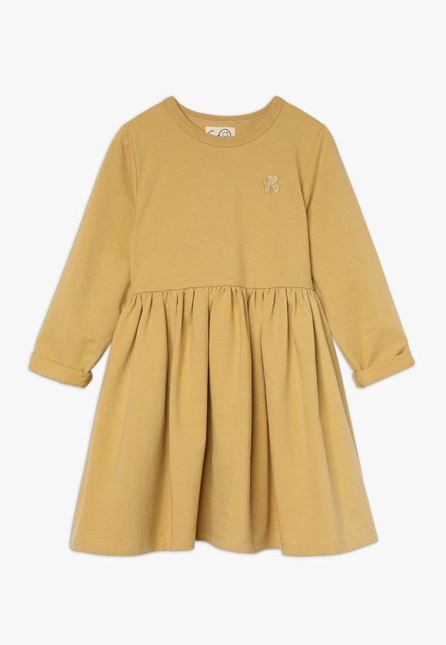 INA TINKERBELL DRESS - Kjole - dusty mustard