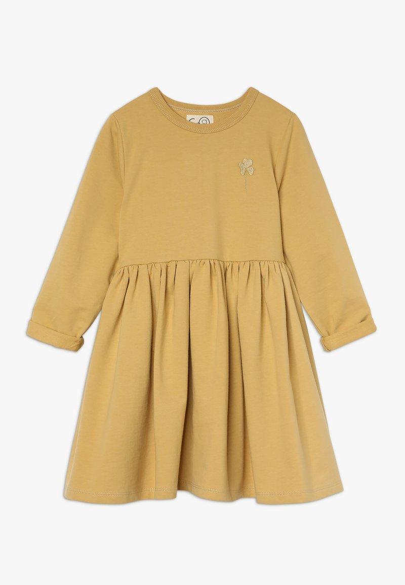 GRO - INA TINKERBELL DRESS - Vestido informal - dusty mustard