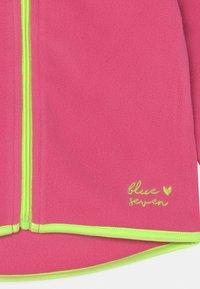 Blue Seven - KIDS GIRLS - Fleece jacket - pink - 2