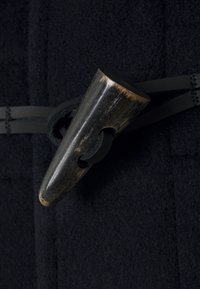 Gloverall - MORRIS DUFFLE - Klassisk kappa / rock - navy - 3