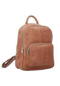 Cowboysbag - ESTELL - Rucksack - brown - 3