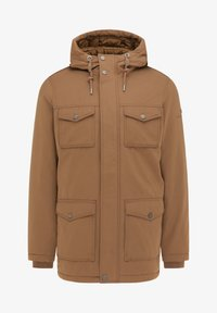 DreiMaster - Winter jacket - dunkelbeige - 4