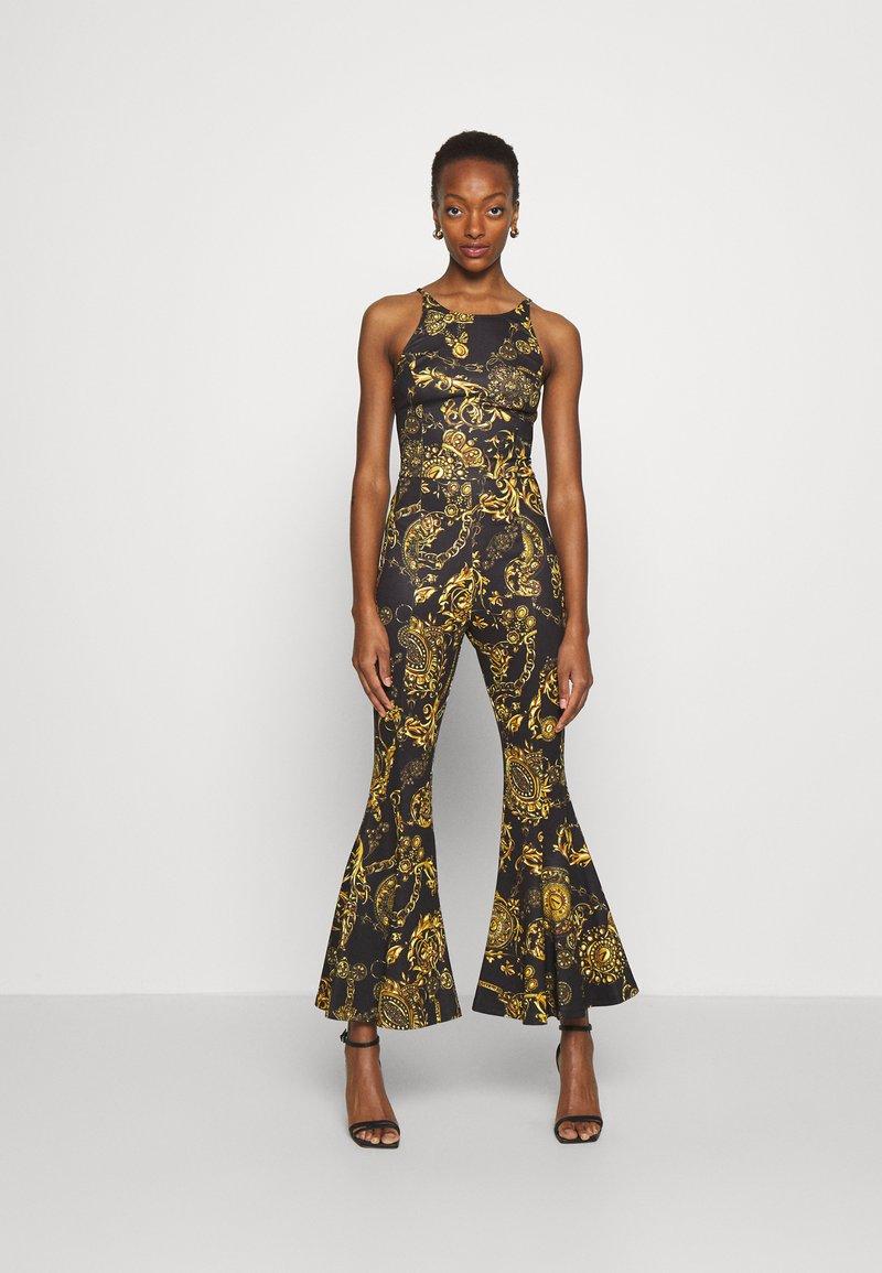Versace Jeans Couture - GYM - Jumpsuit - black/multi