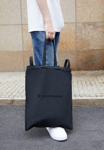 BERLIN BAG CLASSIC - Tote bag - black