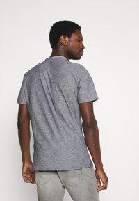 TOM TAILOR - T-shirt med print - dark blue - 2