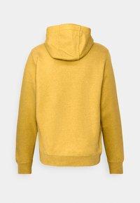 Nike Sportswear - HOODIE - Hættetrøjer - solar flare/smoke grey - 7
