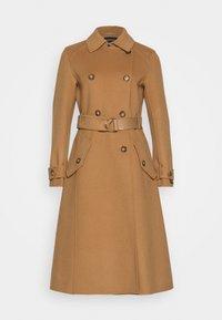 Sportmax Code - TENUE - Płaszcz wełniany /Płaszcz klasyczny - kamel - 0