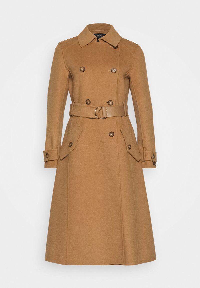 Sportmax Code - TENUE - Płaszcz wełniany /Płaszcz klasyczny - kamel