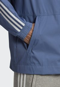 adidas Originals - ADICOLOR  TREFOIL WINDBREAKER - Windbreaker - blue - 5