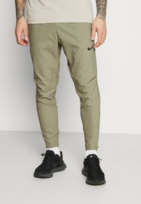 Nike Performance - FLEX VENT MAX PANT - Pantalon de survêtement - light army/black - 0