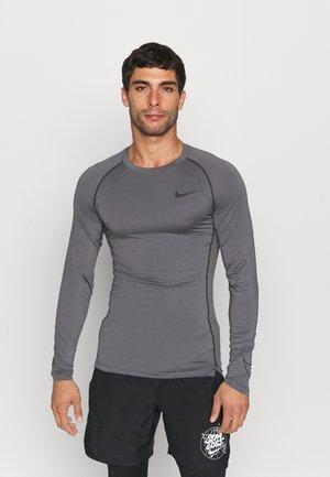 TIGHT - Koszulka sportowa - iron grey/black