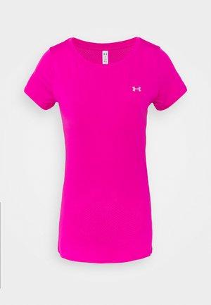 Basic T-shirt - meteor pink