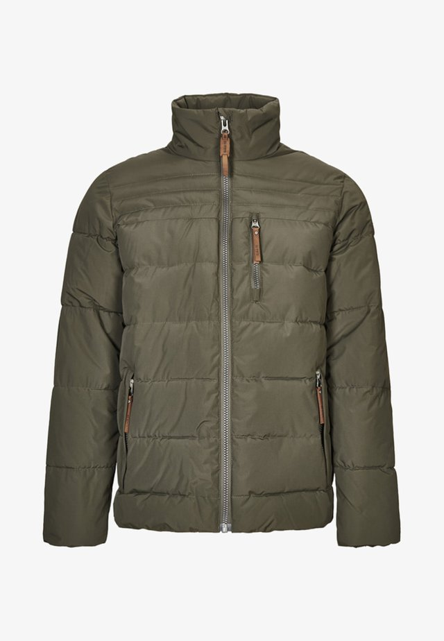 TECIO - Winter jacket - dark olive