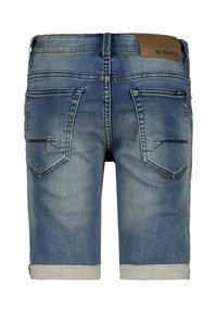 Garcia - TAVIO  - Denim shorts - blue - 1