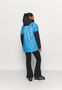 The North Face - BRIGANDINE FUTURELIGHT JACKET - Hardshell jacket - ether light blue/tnf black - 2