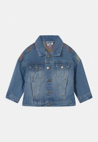Cotton On - EMMY OVERSIZED - Denim jacket - blue denim - 0