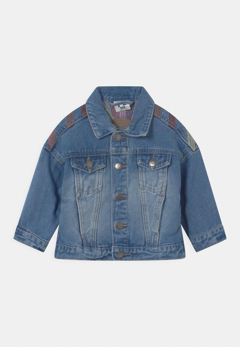 Cotton On - EMMY OVERSIZED - Denim jacket - blue denim