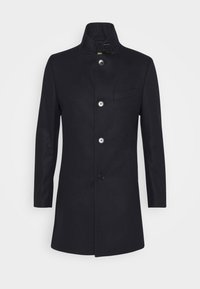 HOLGER COMPACT MELTON  - Cappotto classico - navy
