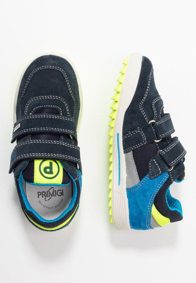 Sneakers laag - navy/ocean