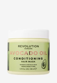 Revolution Haircare - HAIR MASK CONDITIONING AVOCADO - Hair mask - conditioning avocado - 0