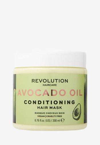 HAIR MASK CONDITIONING AVOCADO - Hair mask - conditioning avocado