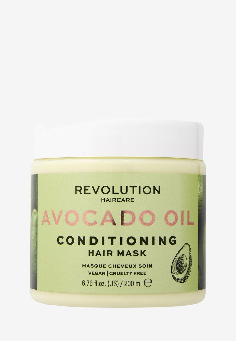 Revolution Haircare - HAIR MASK CONDITIONING AVOCADO - Hair mask - conditioning avocado