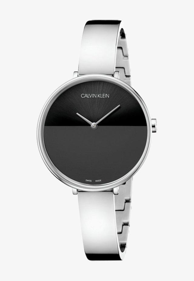 ANALOG QUARZ - Watch - black