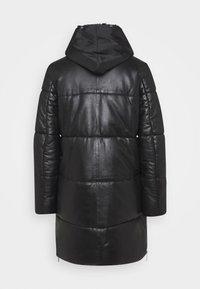Oakwood - BERRY - Winter coat - black - 1
