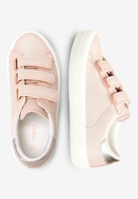 Next - TOUCH FASTENING  - Tenisky - light pink - 3
