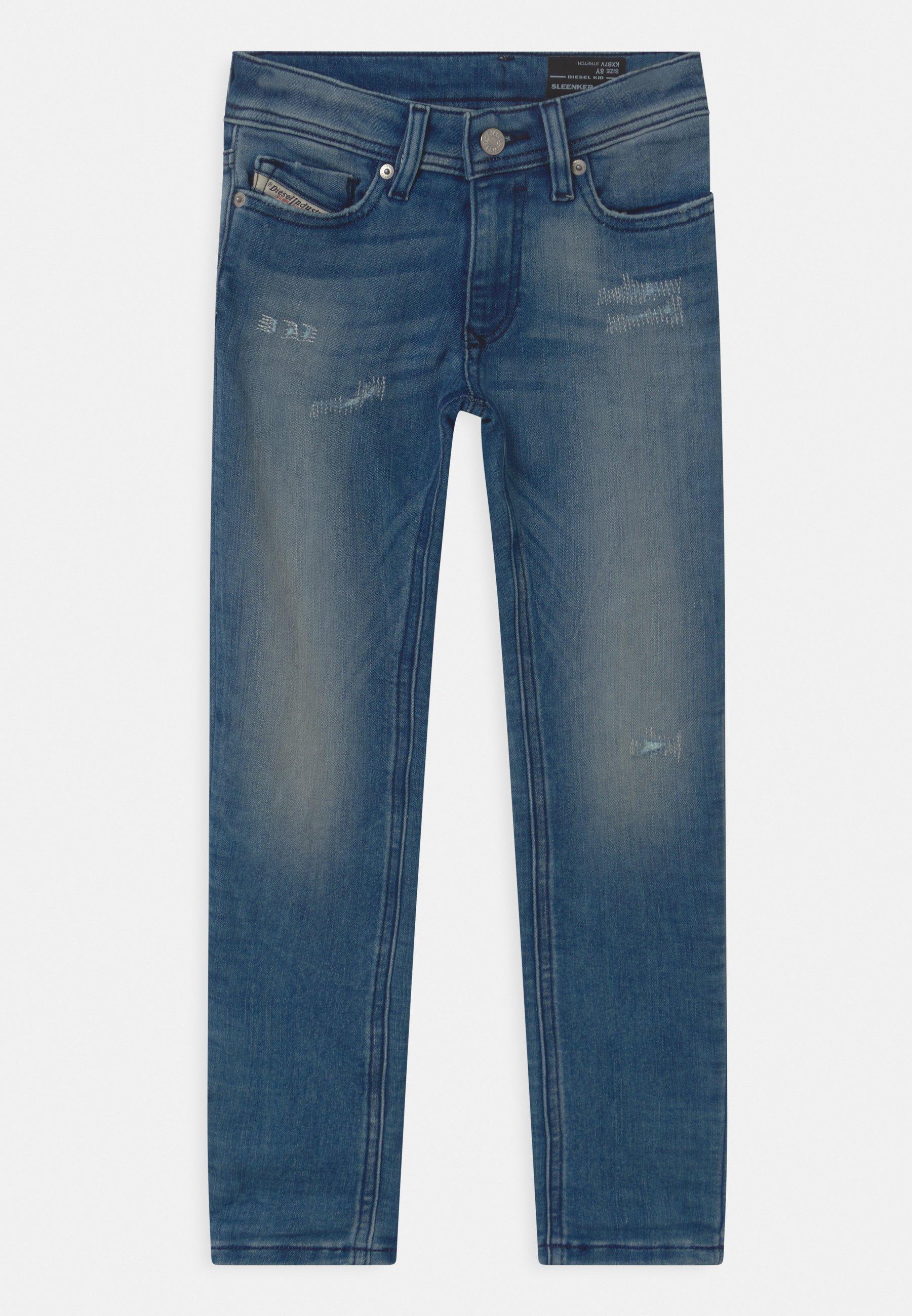 Kids SLEENKER UNISEX - Slim fit jeans