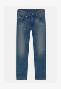 Diesel - SLEENKER UNISEX - Slim fit jeans - blue denim - 0