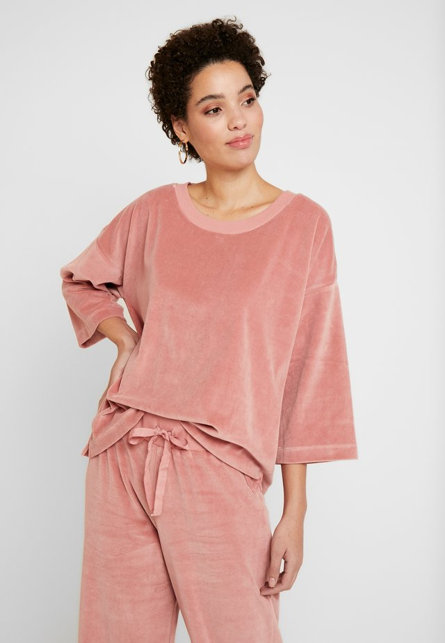 ADONA - Sweatshirt - rose dawn