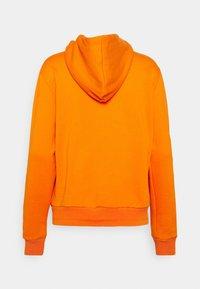 MCM - WOMENS MCM LOGO HOODIE - Hoodie - persimmon orange - 1