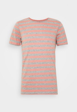JORMILO TEE CREW NECK - T-Shirt print - rosette
