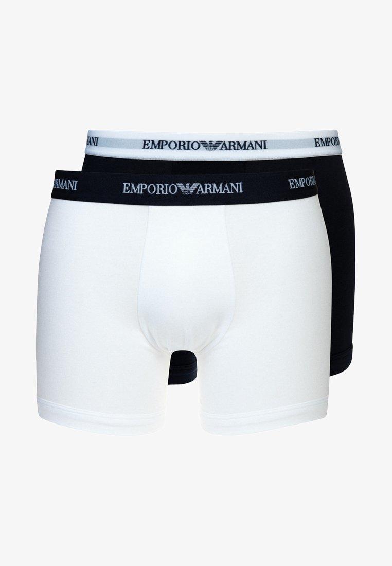 Emporio Armani - 2 PACK - Sada spodního prádla - white/blue