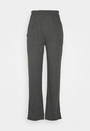 LONG PANT - Pyjama bottoms - medium melange