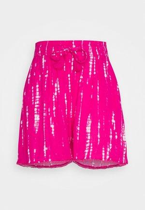 TIE DYE - Shorts - pink