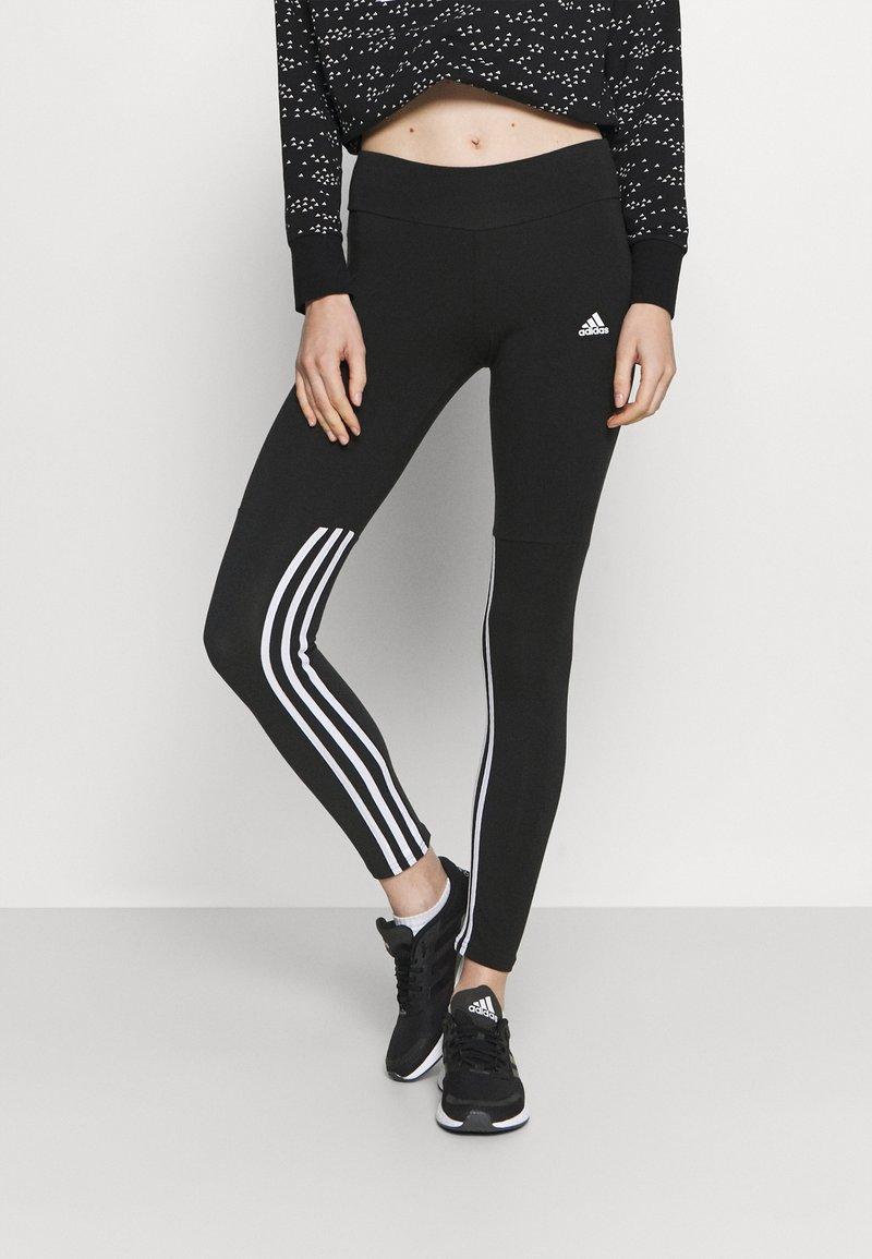adidas Performance - LEG - Medias - black