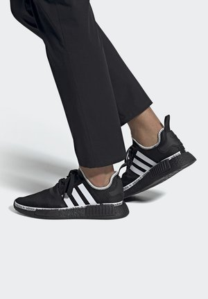 NMD_R1 - Matalavartiset tennarit - black